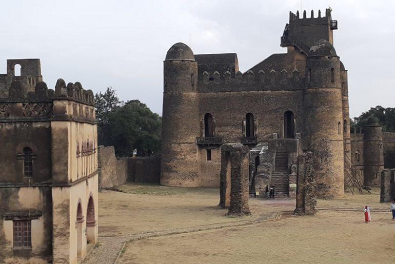 etiyopya - Gondar-Kapak